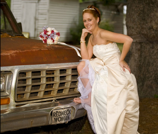 Redneck dating profile