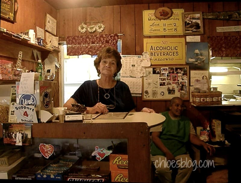 Miss Sallie Cypress Grill in Jamesville NC | chloesblog.com