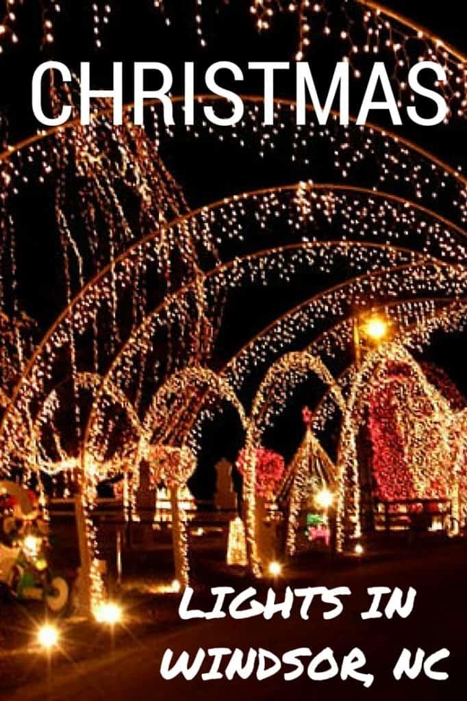 Raleigh Christmas Lights