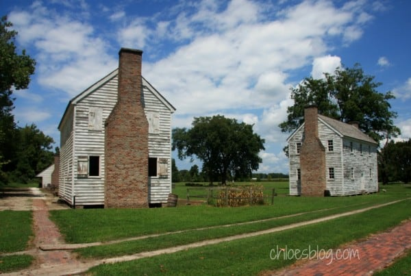 Somerset Place Plantation in eastern North Carolina is an easy day trip from Big Mill B&B | http://chloesblog.bigmill.com/somerset-place-plantation/
