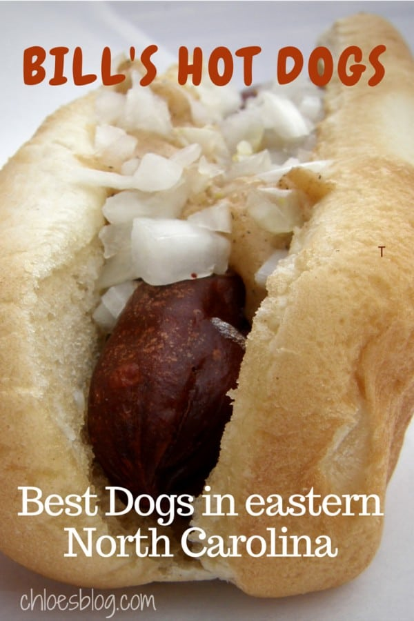 Best Hot Dogs In Raleigh