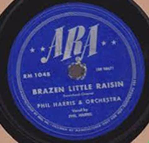 Brazen Little Raisin
