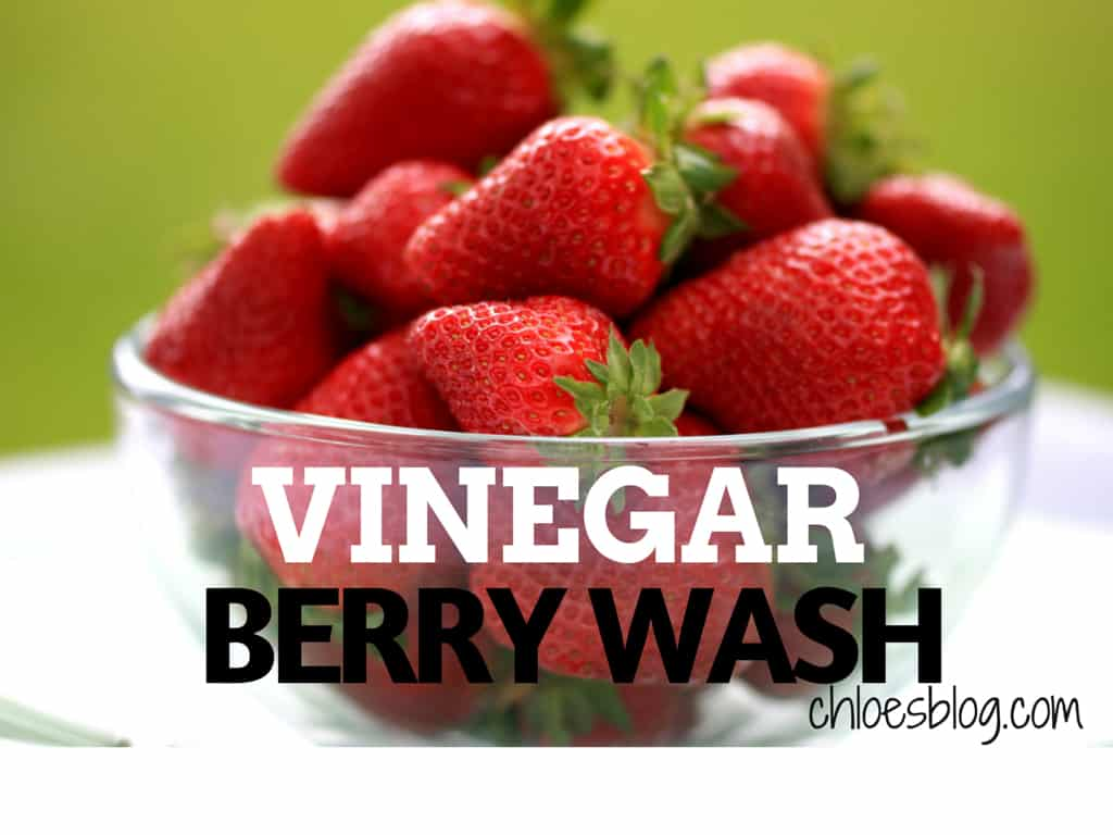 Berry Wash test post